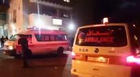 İsrail'den Gazze'ye Saldırdı Açıklaması 1 Şehit, 4 Yaralı