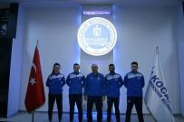 KAĞıTSPOR - Kağıtsporlu Tekvandocular Türkiye Şampiyonası Yolcusu