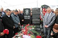 Kamer Genç, Ölümünün 3. Yılında Mezarı Başında Anıldı