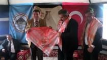 Kaymakam Tortop'dan Yörükler-Türkmenler Derneği'ne Ziyaret