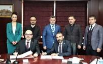 'Kent, İnşaat Ve Ekonomi Kongresi' Protokolü İmzalandı