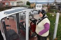 ALLAH - 'Kezban Teyze' Köyüne Güneş Enerji Santrali Kurdu