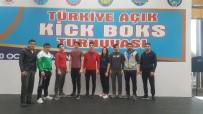 Kick Boksta Türkiye İkincisi Oldu