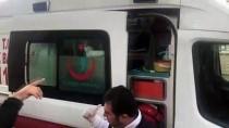 Kocaeli'de Asansör Kabini Düştü Açıklaması 1 Yaralı