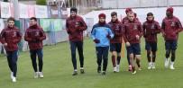 TEKNİK DİREKTÖR - Kupa Hazırlıklarını Tamamlayan Trabzonspor, Balıkesir'e Gitti