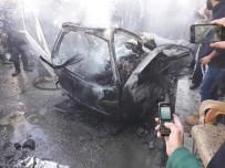 Lazkiye'de Bomba Yüklü Araç İnfilak Etti