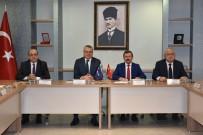 VALİ YARDIMCISI - Manisa'da İl İstihdam Kurulu Toplandı