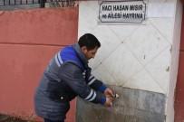 Martlı Suyu Çeşmeleri'nde Musluklar Yenilendi