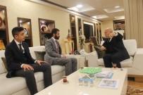 MHP'li Çakır'dan Sekmen'e Ziyaret