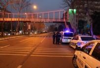 Motosikletli Çarptığı Yaya Hayatını Kaybetti