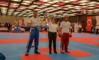 Muratpaşa Belediyespor'un Sporcusu 2 Altın Madalyayla Döndü
