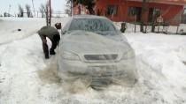 KARASU NEHRİ - Muş'ta Dondurucu Soğuklar Yaşamı Olumsuz Etkiliyor