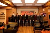 MÜSİAD'dan Gaziantep İl Emniyet Müdürlüğüne Ziyaret
