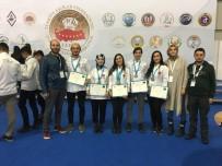 GÜMÜŞ MADALYA - Nevşehir Hacı Bektaş Veli Üniversitesi Öğrencileri 6 Gümüş 1 Bronz Madalya Kazandı