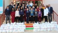 Öğrencilerden Afrin'e Yardım