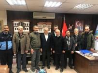 Osmanelilere Hizmet Derneği'nden Başkan Şahin'e Ziyaret
