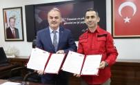 KıNıKLı - Pamukkale Belediyesi, AKUT'la Protokol İmzaladı