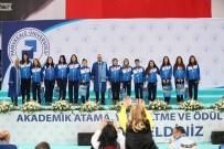 GÜMÜŞ MADALYA - PAÜ SBF'nin Bilim Ve Spor Alanındaki Başarıları Göz Doldurdu