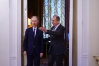 Rusya Açıklaması 'Suriye'deki Mevcut Durum Görüşüldü'
