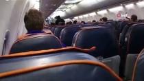 Rusya'da Uçağı Kaçırmak İsteyen Yolcu Gözaltında