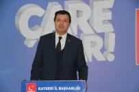 Saadet Partisi İlçe Belediye Başkan Adaylarını Açıkladı