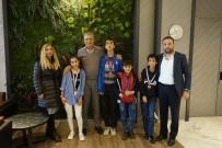 Şampiyon Özel Sporculardan Başkan Tarhan'a Ziyaret