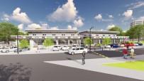 Şehzadeler'e Yeni Ticaret Merkezi Geliyor