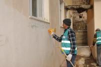 Şırnak'ta Denetimli Serbestlik Yükümlüleri Okul Boyuyor