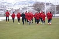 Sivasspor'da, Trabzonspor Maçı Hazırlıkları Başladı