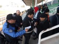 TDP'den Spor'da Şiddete Pankart Ve Broşürlü Uyarı