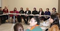 Toplumsal Cinsiyet Çalışmaları Eğitici Eğitimi Sona Erdi