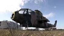 TSK, İskenderun Teknik Üniversitesine Helikopter Hibe Etti