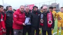GENÇLERBIRLIĞI KULÜBÜ BAŞKANı - TSYD Ankara Şubesi İlhan Ağabey Turnuvası