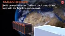 METEKSAN - Türkiye 'Kılıç' İle Uzaya Çıkacak