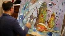 Uluslararası Kapadokya Sanat Kampı Başladı