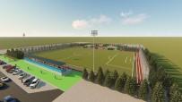 FUTBOL SAHASI - Uzuntarla Spor Tesisleri İçin İmzalar Atıldı