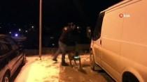 Van'da 41 Kilo Eroin İle 10 Bin Euro Ele Geçirildi