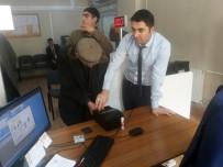 Yaşlı Ve Engelli Vatandaşların Nüfus Hizmetlerinde 'Evden Al' Uygulaması Devam Ediyor