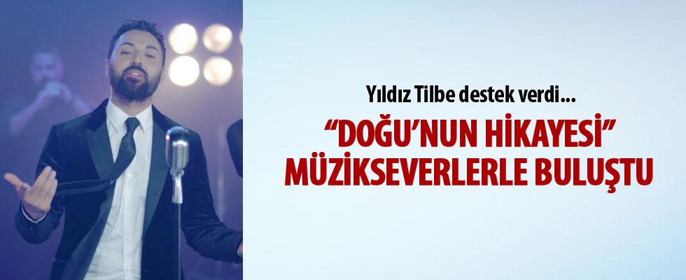 Yıldız Tilbe destek verdi, 'Doğu'nun Hikayesi' müzikseverlerle buluştu!