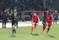 Ziraat Türkiye Kupası Açıklaması Boluspor Açıklaması 0 - Galatasaray Açıklaması 1 (İlk Yarı)