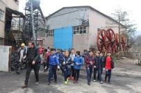 KAÇAK - Zonguldakspor'un Minik Yıldızları Madende