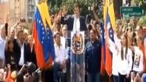 MECLIS BAŞKANı - ABD, Venezuela'da Muhalefet Lider Guaido'yu 'Geçici Devlet Başkanı' Olarak Tanıdı