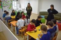 BELEDİYE BAŞKAN YARDIMCISI - Akıl Ve Zeka Oyunları Etkinliği Çocuk Kulübü'nde Devam Ediyor