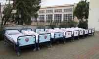 SOSYAL YARDIM - Bafra Belediyesinden Hasta Yatağı Desteği