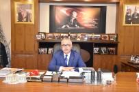 Başkan Özkök Açıklaması 'Üreticilerden Kesilen Mera Fonu Kesintisi Kaldırıldı'