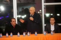 TÜRKİYE CUMHURİYETİ - Başkan Yaşar Serhat'ta Pusatlılarla Buluştu