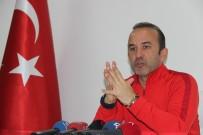 MEHMET ÖZDİLEK - 'Beşiktaş Maçı Kolay Olmayacak'