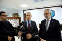 ULUDAĞ ÜNIVERSITESI REKTÖRÜ - Bozbey Açıklaması 'Bursa'nın Meseleleri Bilimle Çözülür'