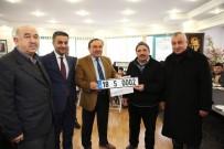 Çankırı'da S Plaka Dönemi Başlıyor