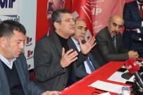 ŞANLIURFA MİLLETVEKİLİ - CHP'nin İzmir Ve Şanlıurfa Adayları Hafta Sonu Netleşecek